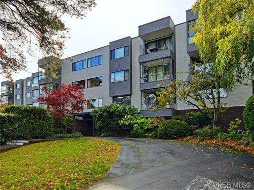 Main Photo: 509 1433 faircliff Lane in VICTORIA: Vi Fairfield West Condo for sale (Victoria)  : MLS®# 745418