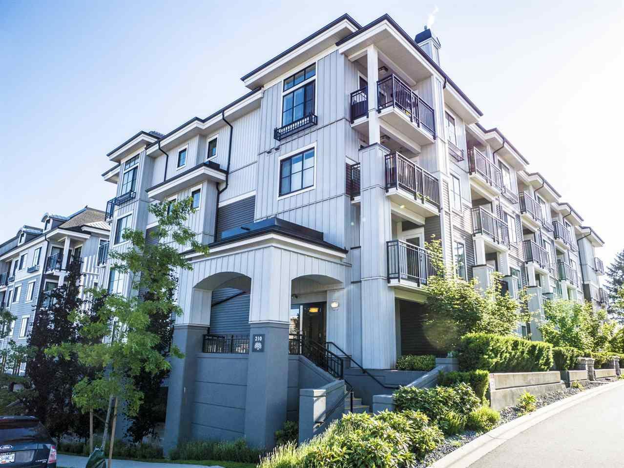 Main Photo: 108 210 LEBLEU Street in Coquitlam: Maillardville Condo for sale : MLS®# R2174151