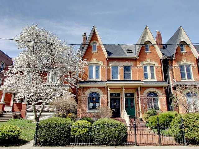 Main Photo: Cabbagetown Home
