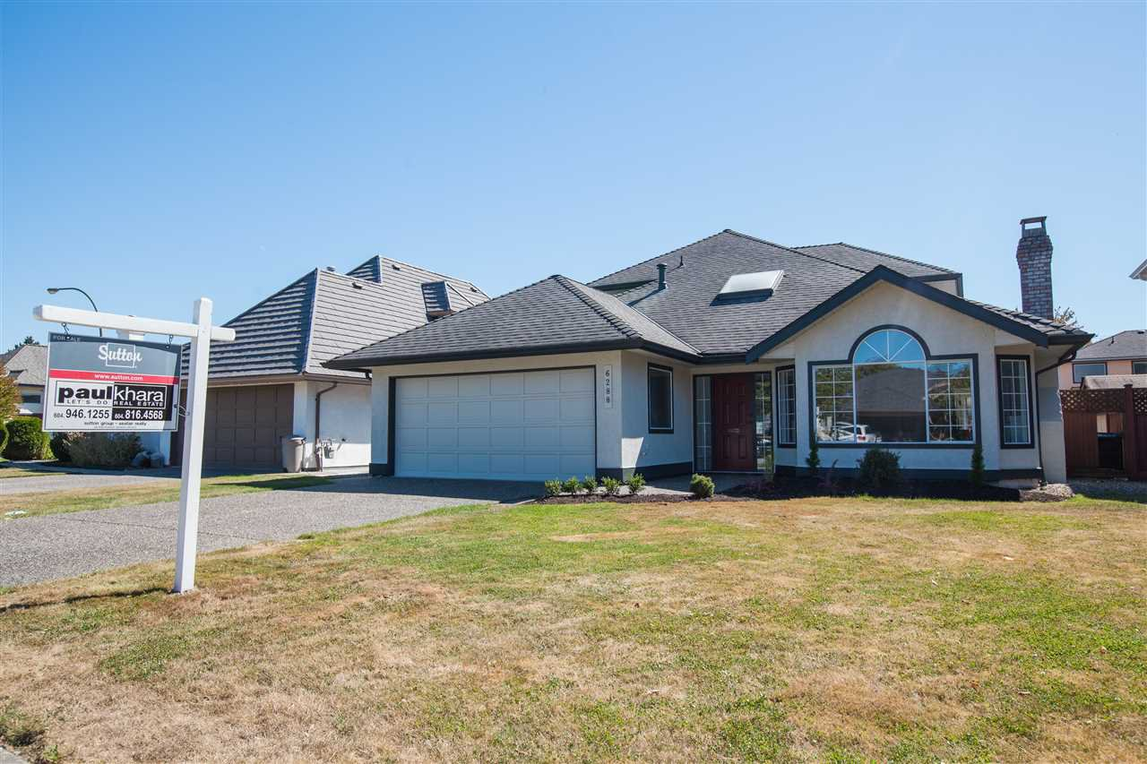 Main Photo: 6288 CRESCENT Place in Delta: Holly House for sale (Ladner)  : MLS®# R2199083