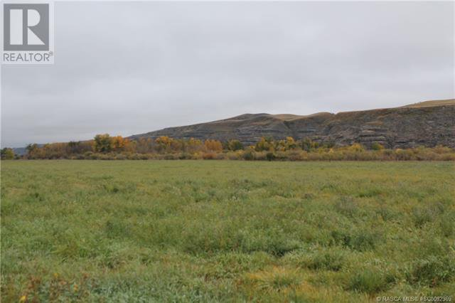 Main Photo: 3068 Riverview Road in Drumheller: Vacant Land for sale : MLS®# SC0092369
