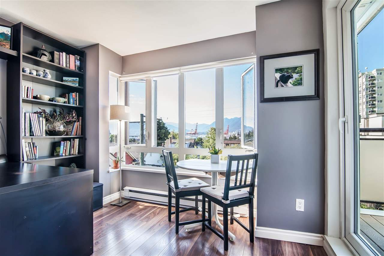 Photo 4: Photos: 403 1823 E GEORGIA Street in Vancouver: Hastings Condo for sale (Vancouver East)  : MLS®# R2216469