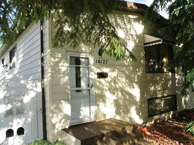 Main Photo: 14127 63 Street in Edmonton: York House Duplex for sale : MLS®# E3420006
