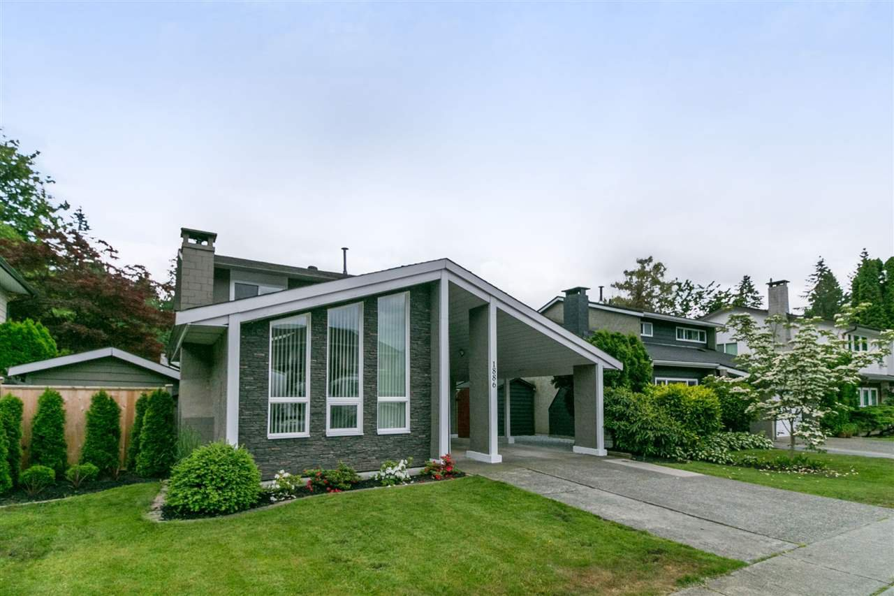 """Main Photo: 1886 BLUFF Way in Coquitlam: River Springs House for sale in """"RIVER SPRINGS"""" : MLS®# R2276272"""