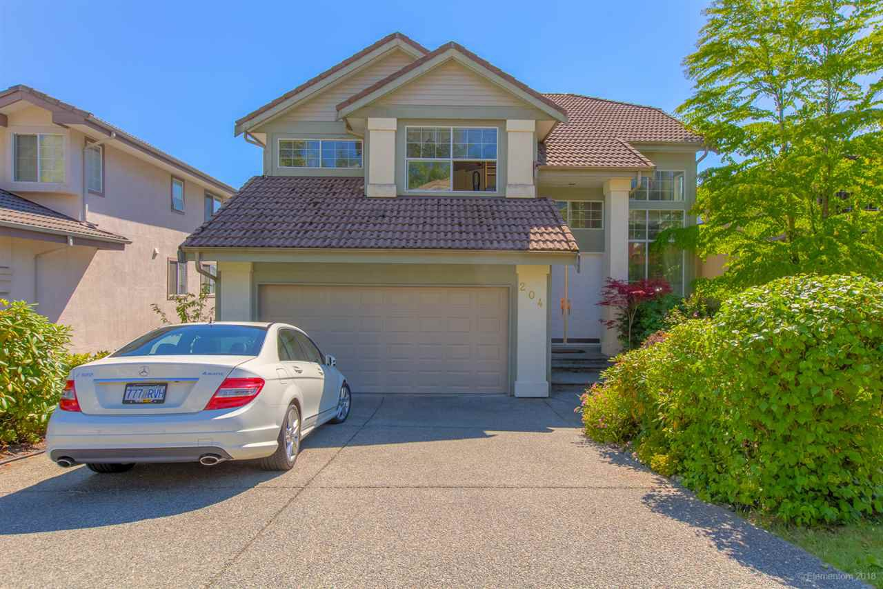 "Main Photo: 204 ASPENWOOD Drive in Port Moody: Heritage Woods PM House for sale in ""HERITAGE WOODS"" : MLS®# R2282433"