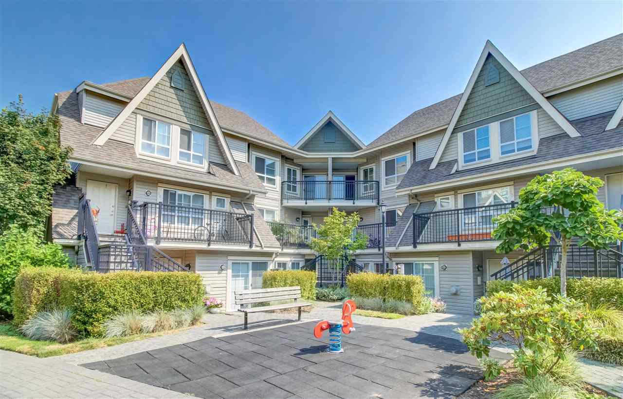 Main Photo: 68 9339 ALBERTA Road in Richmond: McLennan North Townhouse for sale : MLS®# R2294317