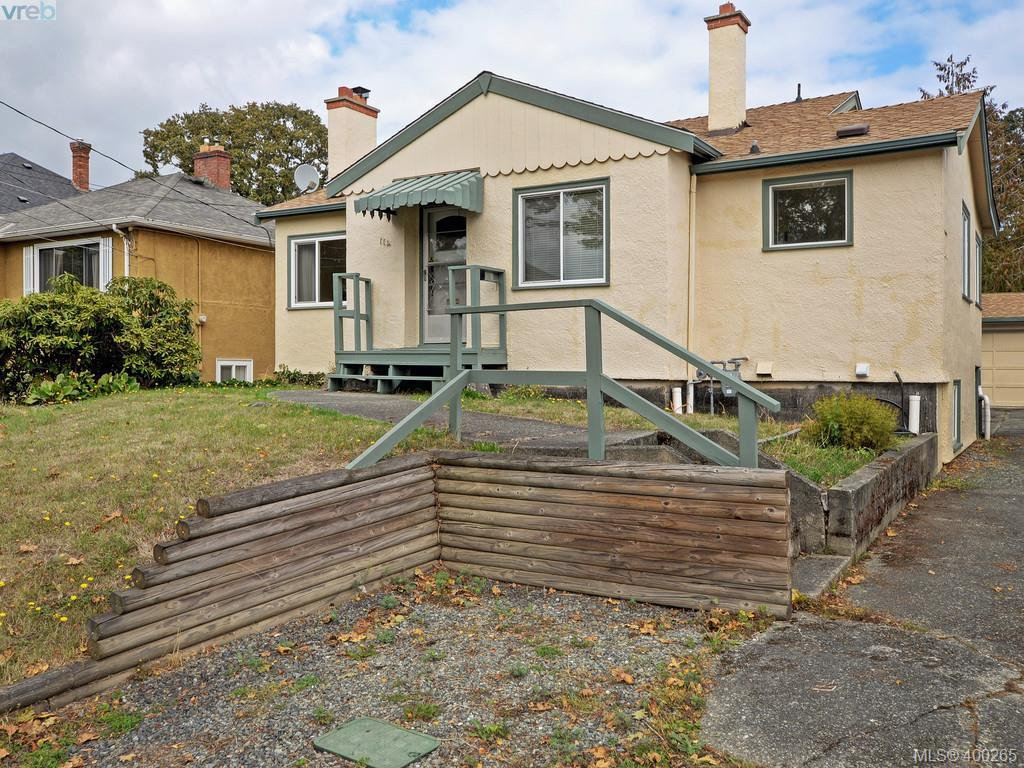 Main Photo: 114 E Maddock Ave in VICTORIA: Vi Burnside House for sale (Victoria)  : MLS®# 798646