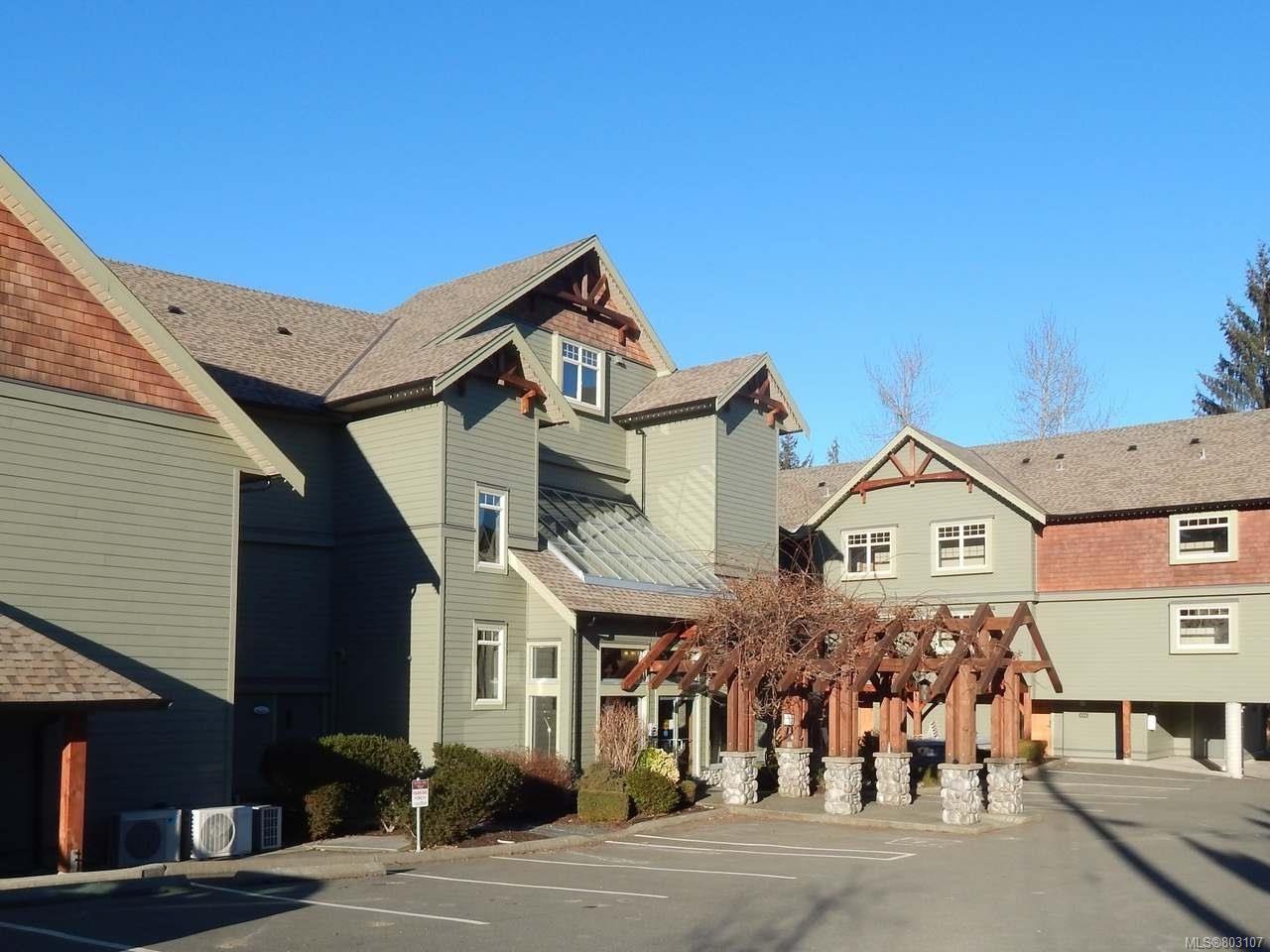 Main Photo: 107C 1800 Riverside Lane in COURTENAY: CV Courtenay City Condo Apartment for sale (Comox Valley)  : MLS®# 803107