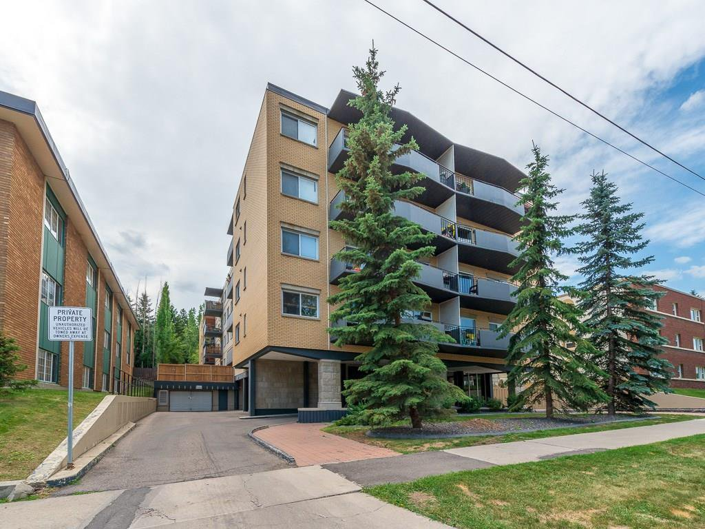 Main Photo: 304 823 ROYAL Avenue SW in Calgary: Upper Mount Royal Apartment for sale : MLS®# C4220816