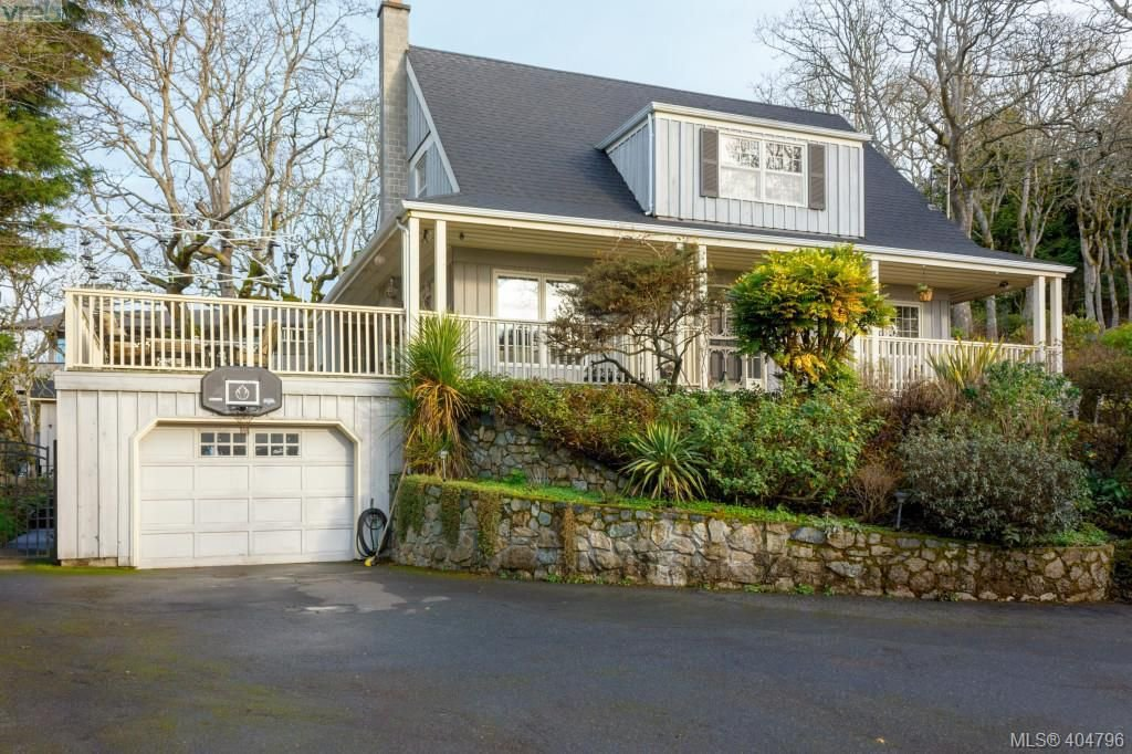 Main Photo: 1182 Clovelly Terr in VICTORIA: SE Maplewood House for sale (Saanich East)  : MLS®# 804384