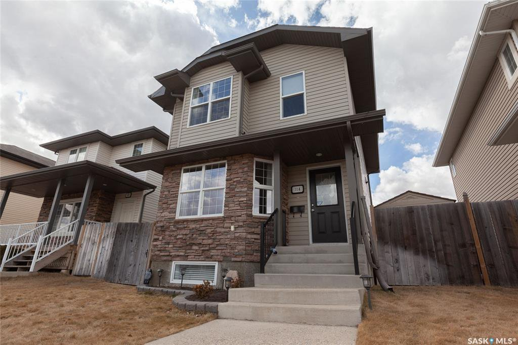 Main Photo: 314 Galloway Road in Saskatoon: Stonebridge Residential for sale : MLS®# SK767144