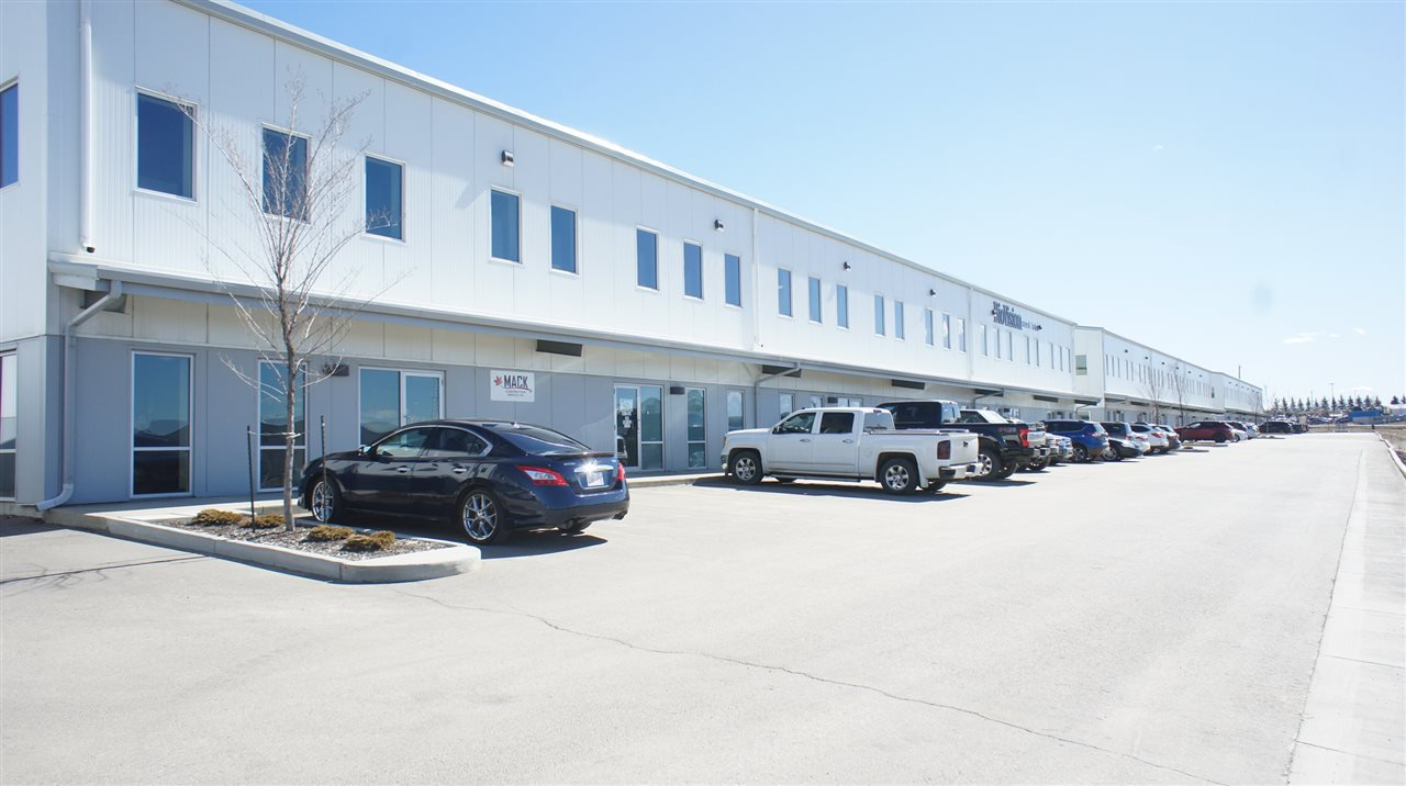 Main Photo: 340 280 PORTAGE Close: Sherwood Park Industrial for sale or lease : MLS®# E4154691