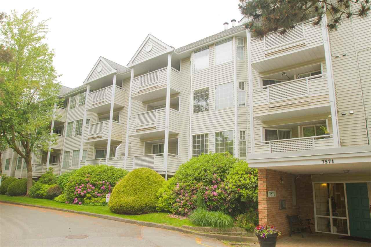 """Main Photo: 301 7571 MOFFATT Road in Richmond: Brighouse South Condo for sale in """"BRIGANTINE SQUARE"""" : MLS®# R2373681"""