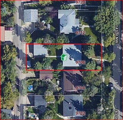 Main Photo: 9706 143 Street in Edmonton: Zone 10 Vacant Lot for sale : MLS®# E4162180