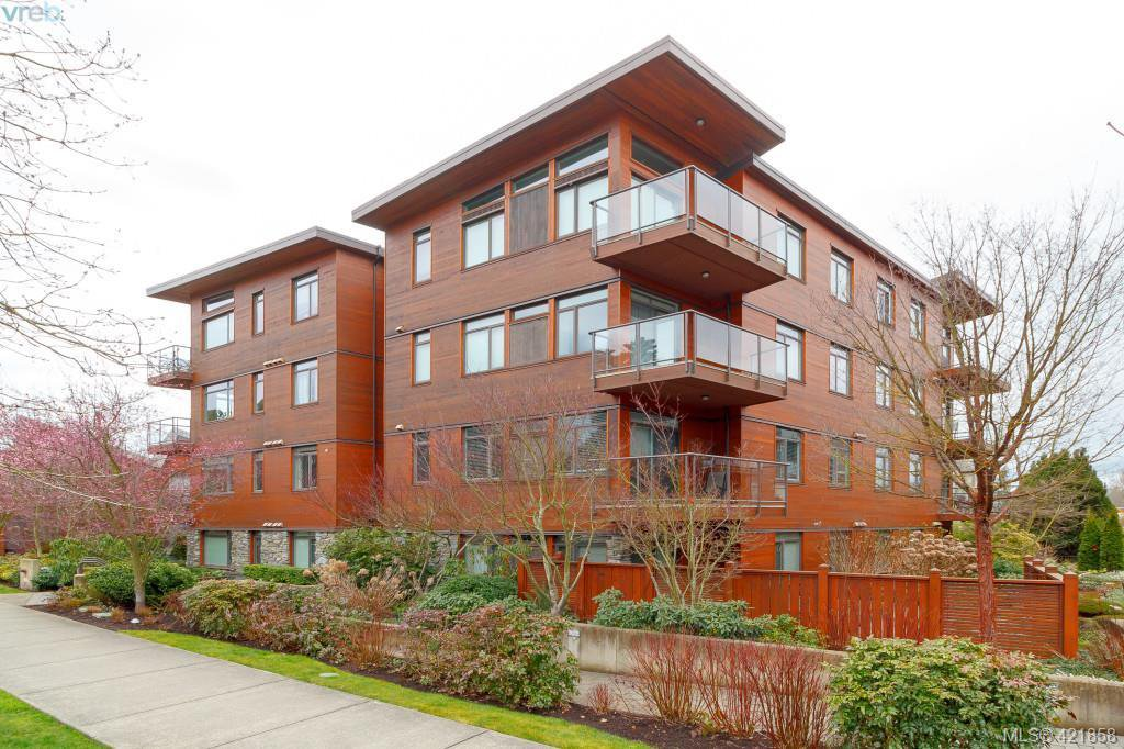 Main Photo: 103 3610 Richmond Rd in VICTORIA: SE Mt Tolmie Condo for sale (Saanich East)  : MLS®# 834987