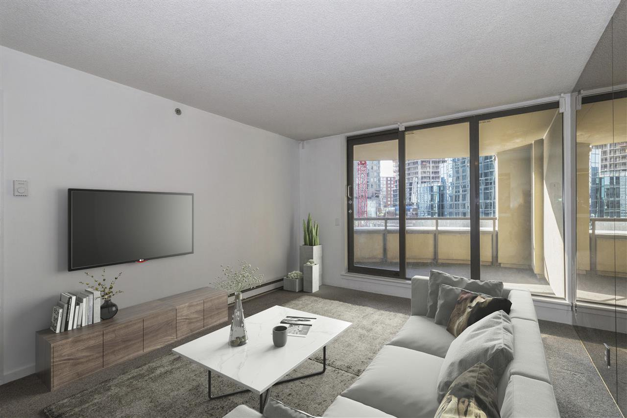 Main Photo: 605 789 DRAKE STREET in Vancouver: Downtown VW Condo for sale (Vancouver West)  : MLS®# R2444128