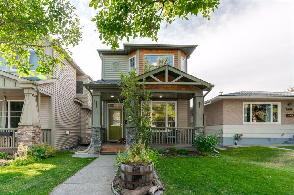 Main Photo: 519 53 Avenue SW in Calgary: Windsor Park Detached for sale : MLS®# A1036002