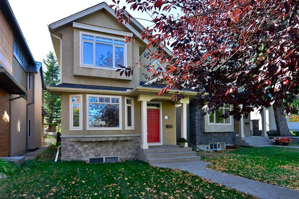 Main Photo: 25B Tamarac Crescent SW in Calgary: Spruce Cliff Detached for sale : MLS®# A1040184