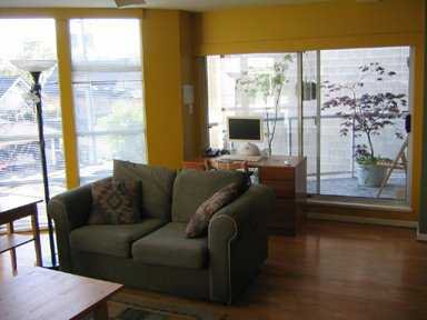 Photo 6: Photos: 201 2815 YEW ST in Vancouver: Kitsilano Condo for sale (Vancouver West)  : MLS®# V586300