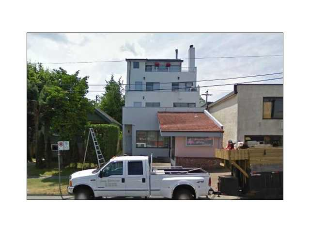 Main Photo: 3584 16TH AV W: Home for sale (Vancouver West)  : MLS®# V4030283