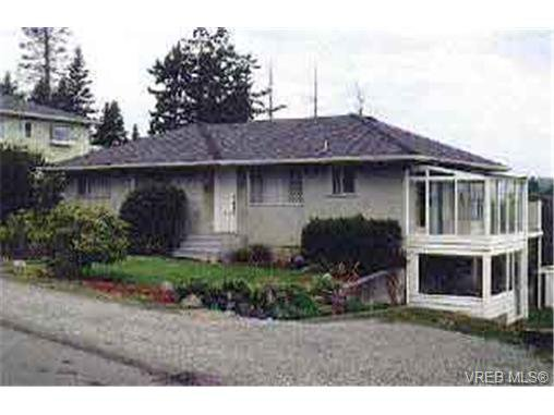 Main Photo: 152 Milburn Dr in VICTORIA: Co Lagoon Single Family Detached for sale (Colwood)  : MLS®# 168478