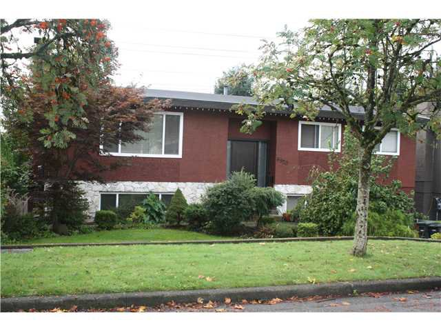 Main Photo: 6920 MARIO Court in Burnaby: Montecito House for sale (Burnaby North)  : MLS®# V1090535