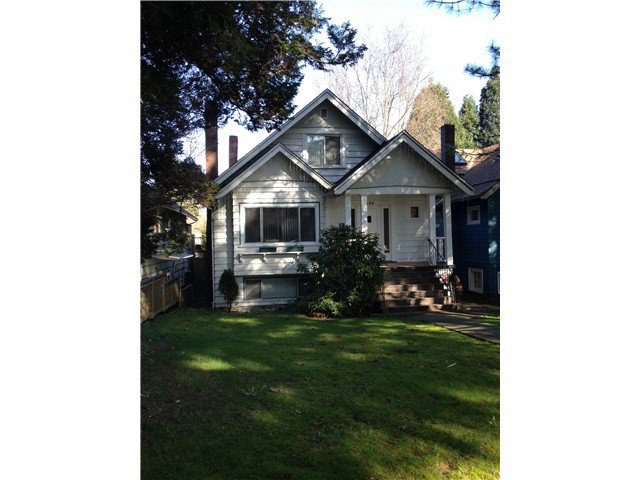 Photo 1: Photos: 425 W 17TH Avenue in Vancouver: Cambie House for sale (Vancouver West)  : MLS®# V1108242