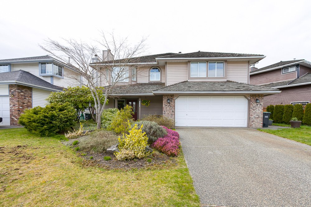 Main Photo: 1163 CASTLE Crescent in Port Coquitlam: Citadel PQ Home for sale ()  : MLS®# V1056829
