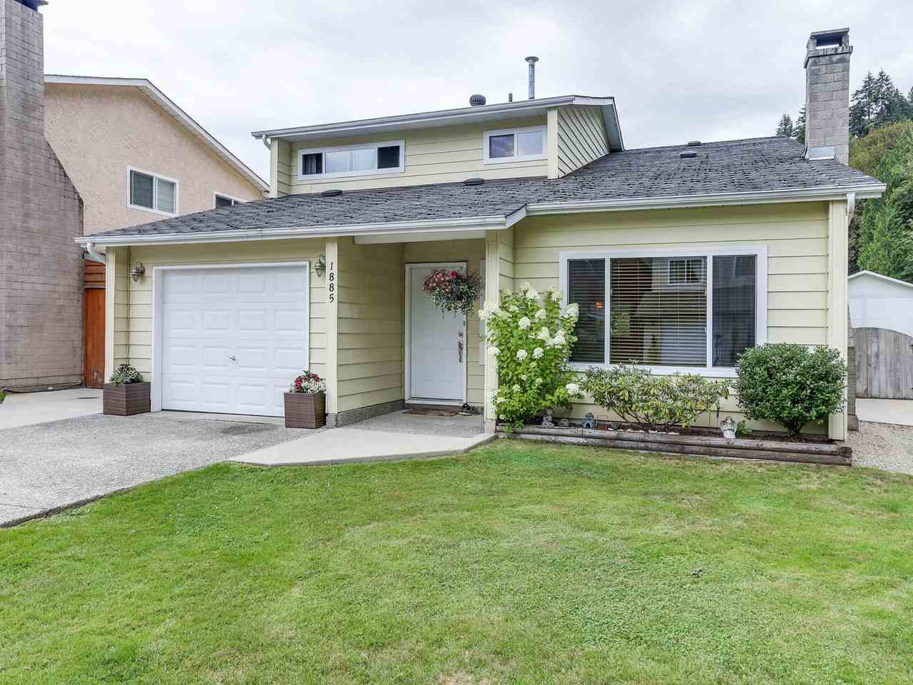 Main Photo: 1885 BLUFF Way in Coquitlam: River Springs House for sale : MLS®# R2094392