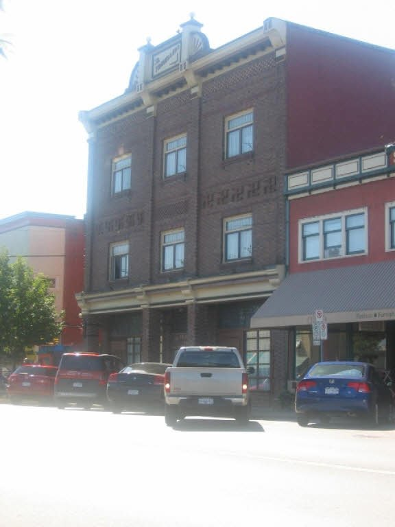 Main Photo: 422 1ST AVENUE: Commercial for sale (Out of Town)  : MLS®# V4011571