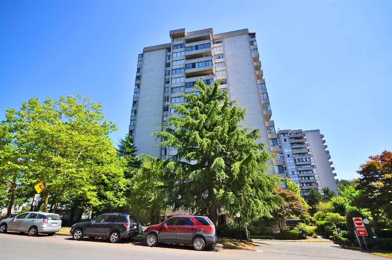 "Main Photo: 204 2020 BELLWOOD Avenue in Burnaby: Brentwood Park Condo for sale in ""VANTAGE POINT"" (Burnaby North)  : MLS®# R2156785"