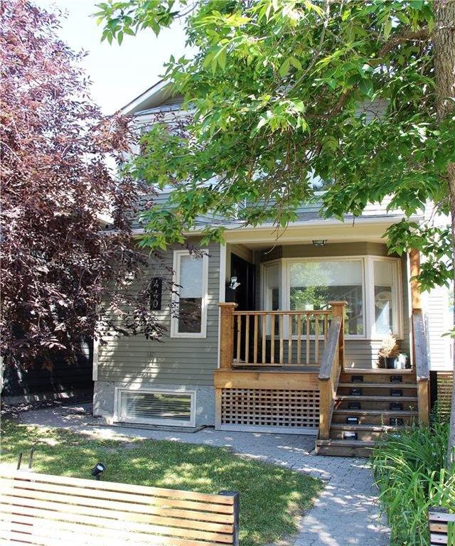 Main Photo: 440 13 Street NW in Calgary: Hillhurst House for sale : MLS®# C4126067