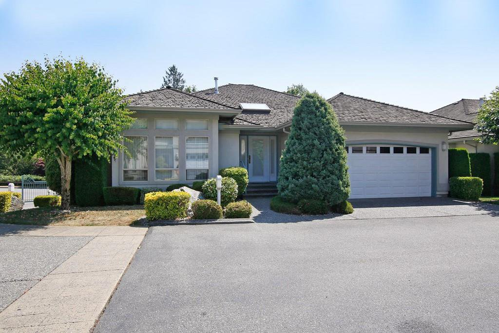 """Main Photo: 9 3555 BLUE JAY Street in Abbotsford: Abbotsford West Townhouse for sale in """"Slate Ridge"""" : MLS®# R2192958"""