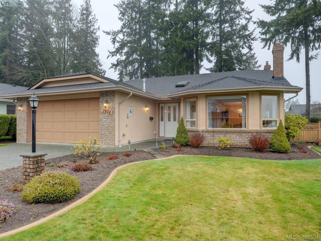 Main Photo: 2434 Twin View Dr in VICTORIA: CS Tanner Single Family Detached for sale (Central Saanich)  : MLS®# 776876