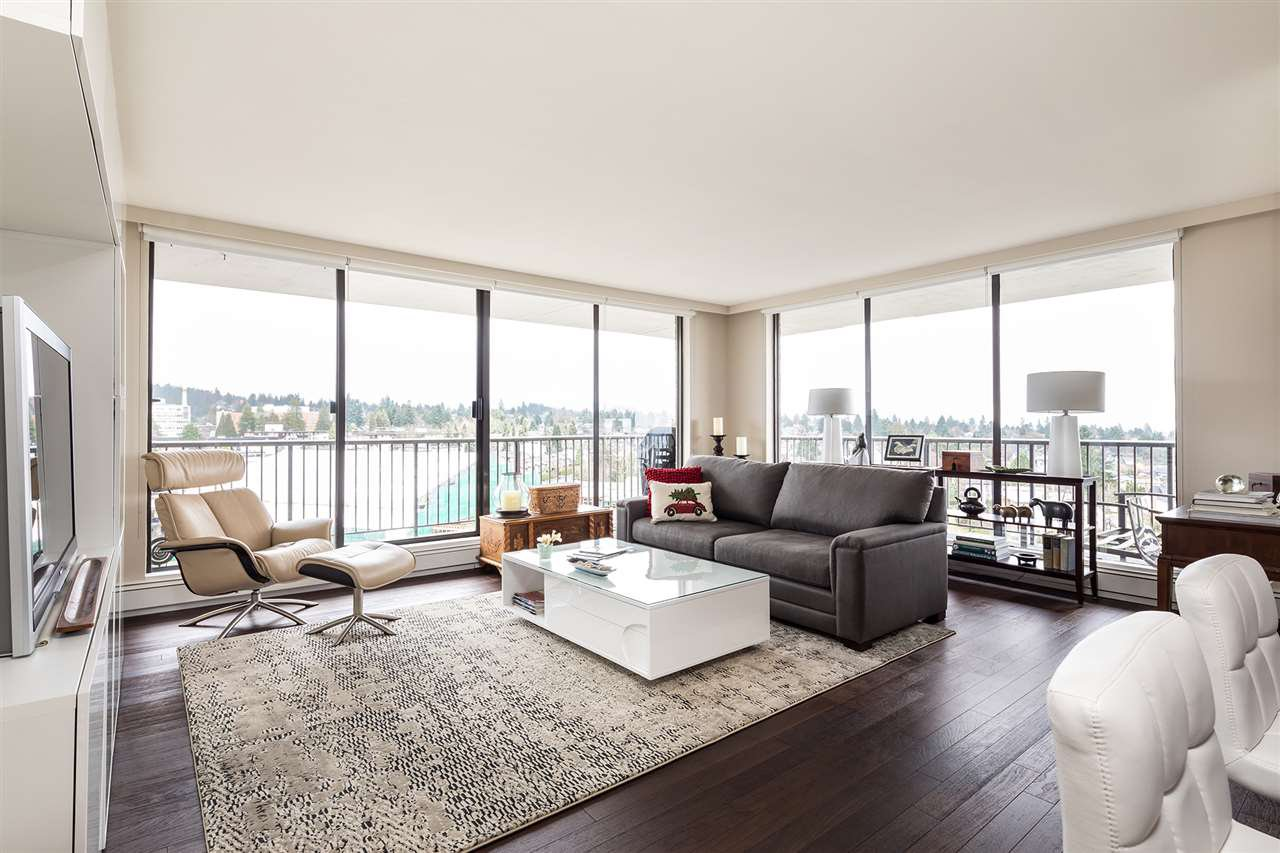 Main Photo: 1403 140 E KEITH Road in North Vancouver: Central Lonsdale Condo for sale : MLS®# R2246444