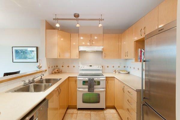 "Photo 7: Photos: 407 3023 W 4TH Avenue in Vancouver: Kitsilano Condo for sale in ""Delano"" (Vancouver West)  : MLS®# R2253854"