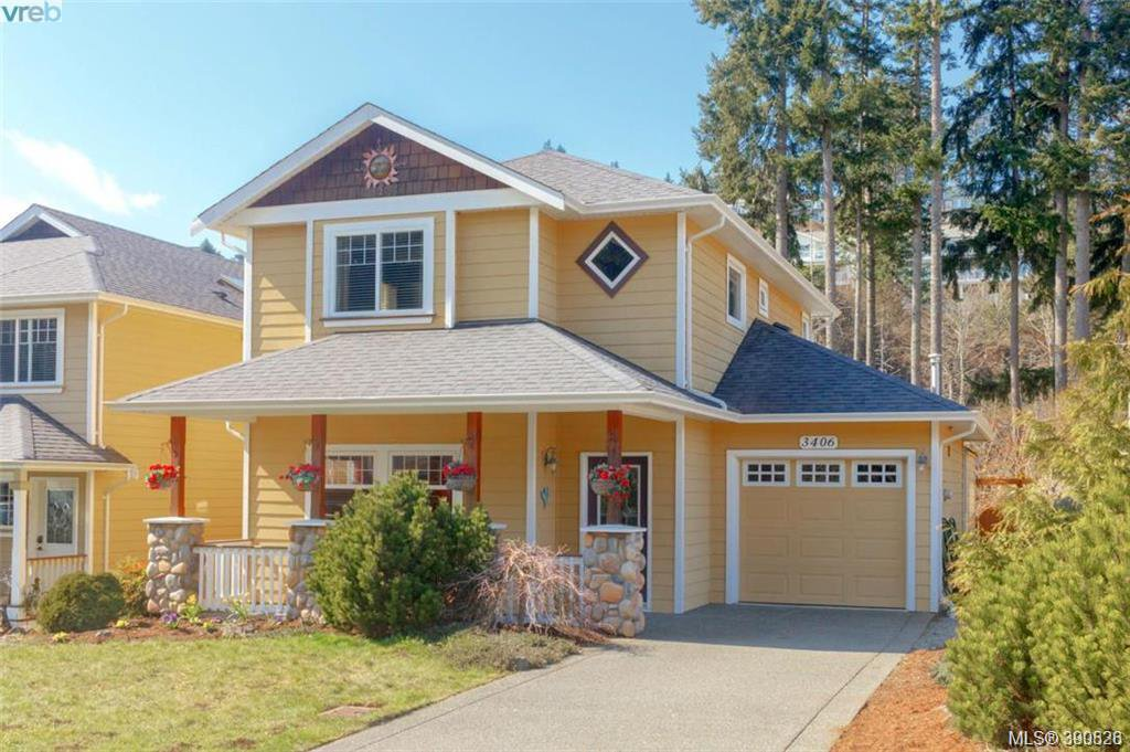 Main Photo: 3406 Pattison Way in VICTORIA: Co Triangle House for sale (Colwood)  : MLS®# 785574