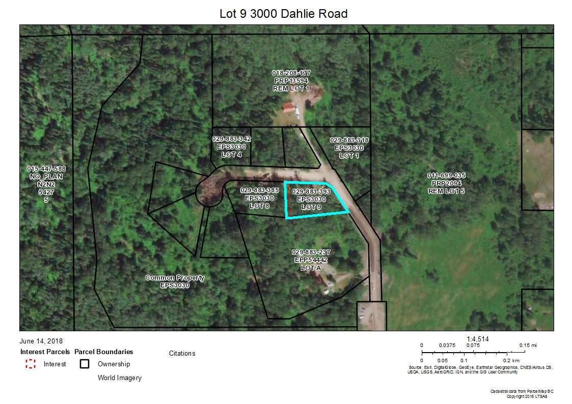 "Main Photo: 9 3000 DAHLIE Road in Smithers: Smithers - Rural Land for sale in ""Mountain Gateway Estates"" (Smithers And Area (Zone 54))  : MLS®# R2280461"