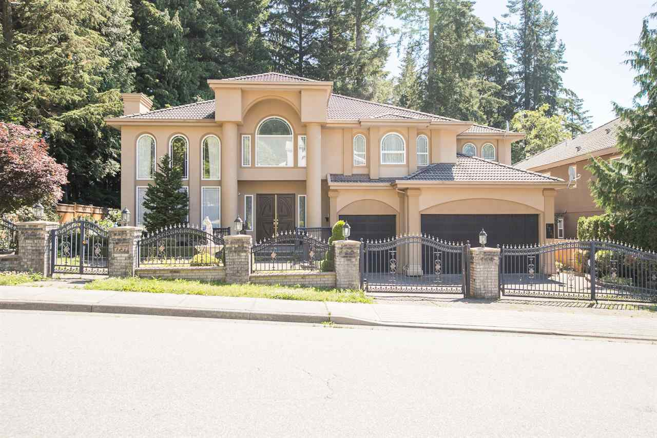 "Main Photo: 1731 HAMPTON Drive in Coquitlam: Westwood Plateau House for sale in ""HAMPTON ESTATES"" : MLS®# R2315332"