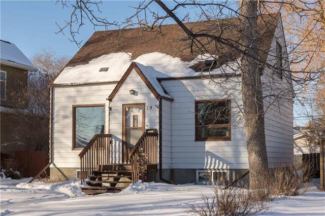 Main Photo: 79 Fifth Avenue in Winnipeg: St Vital Residential for sale (2D)  : MLS®# 1901612