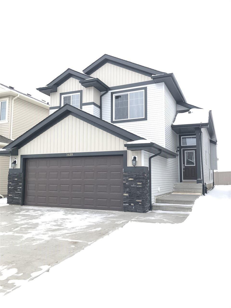 Main Photo: 1639 18 Street in Edmonton: Zone 30 House for sale : MLS®# E4145016