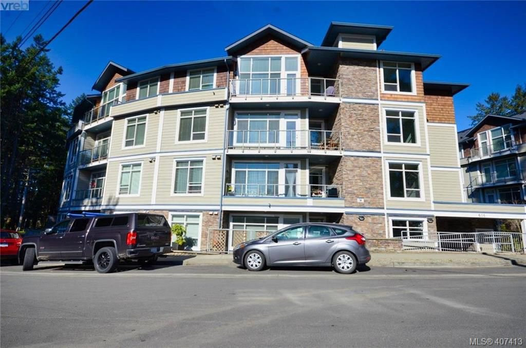 Main Photo: 307 608 FAIRWAY Ave in VICTORIA: La Fairway Condo for sale (Langford)  : MLS®# 809621