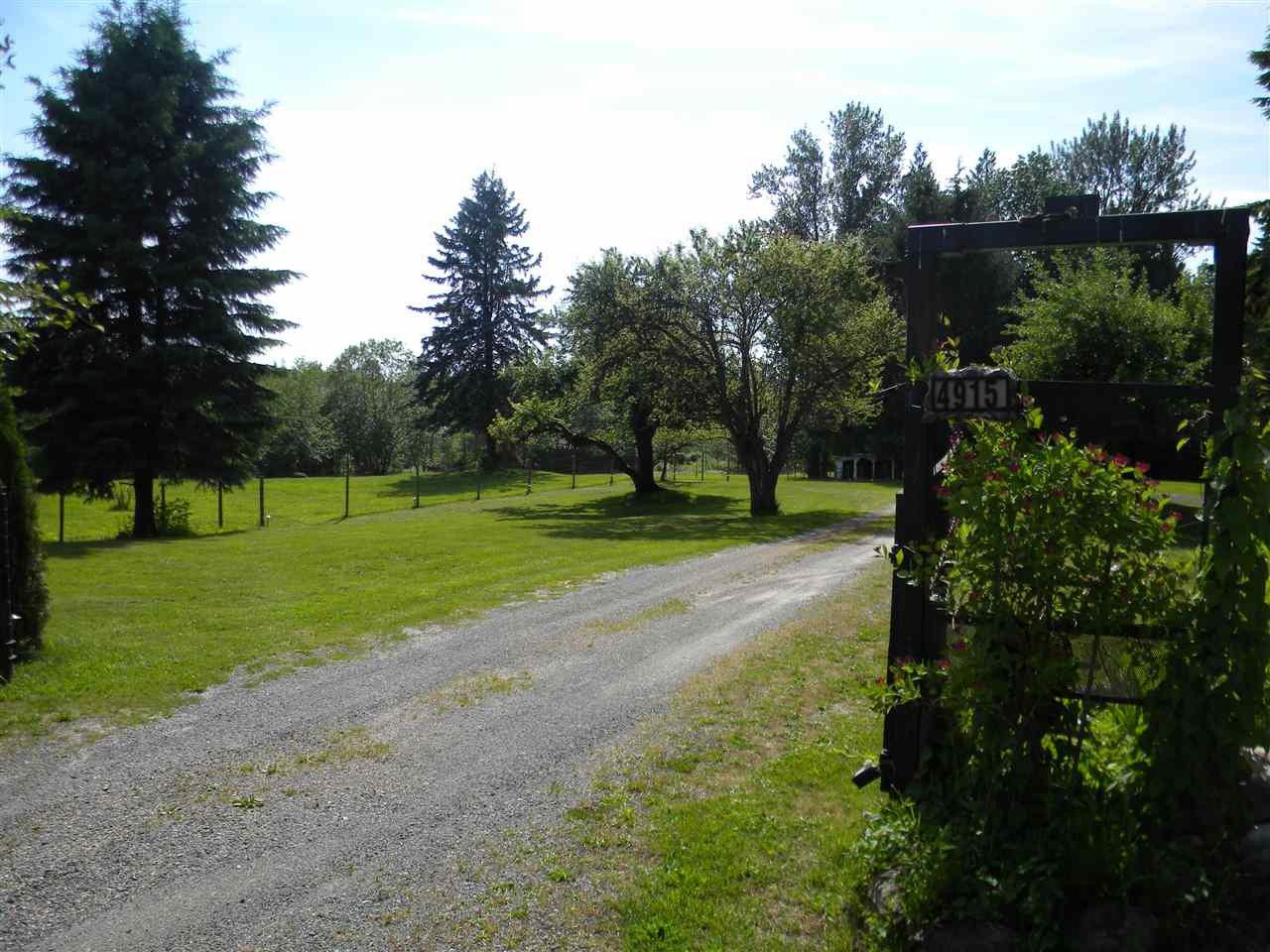 "Main Photo: 4915 SUMAS MOUNTAIN Road in Abbotsford: Sumas Mountain House for sale in ""Sumas Mountain"" : MLS®# R2353641"