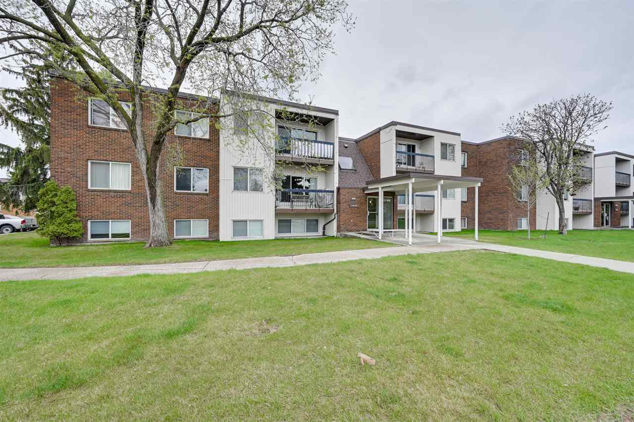 Main Photo: 107 11445 41 Avenue in Edmonton: Zone 16 Condo for sale : MLS®# E4157234