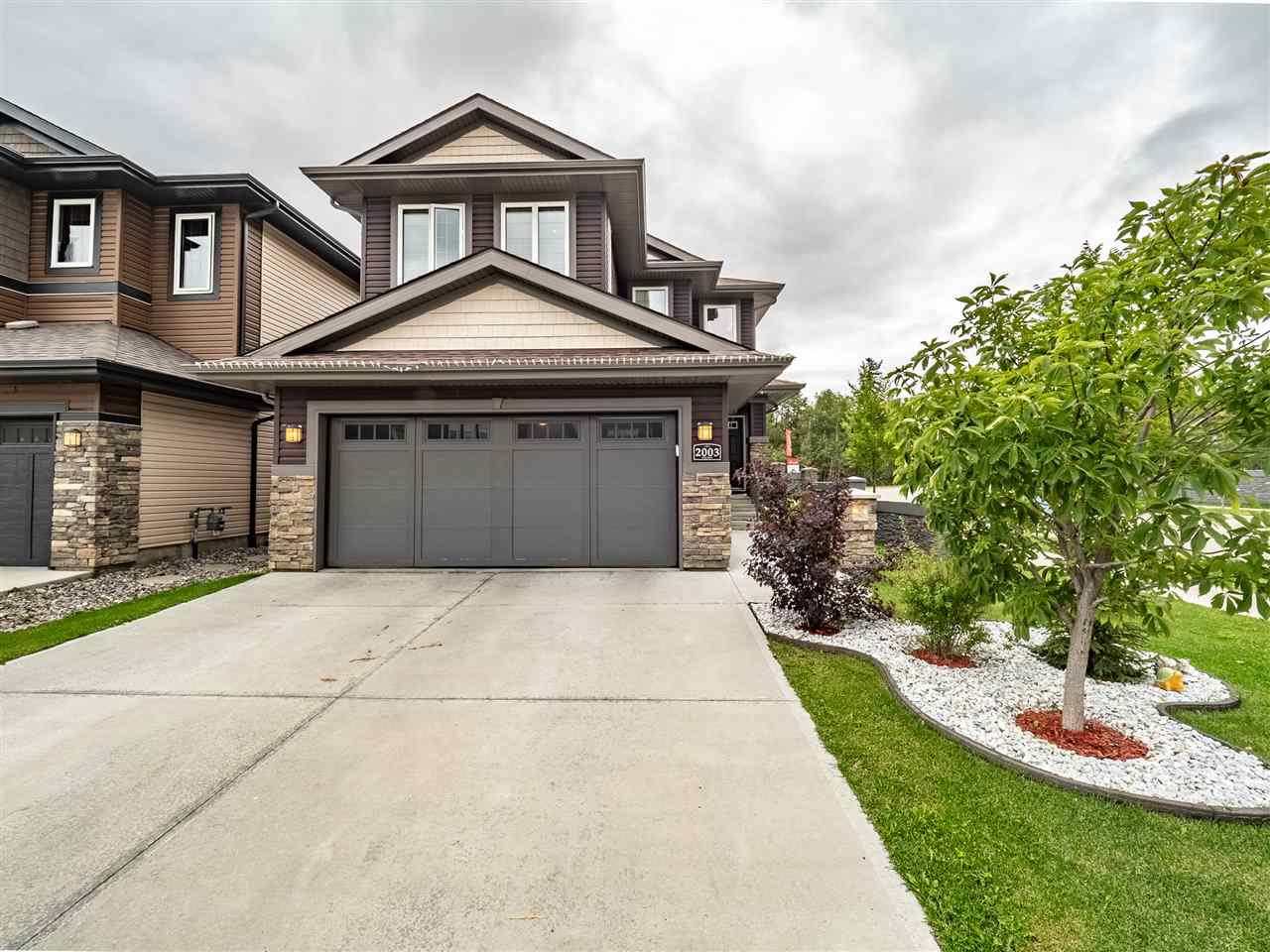 Main Photo: 2003 Redtail Common in Edmonton: Zone 59 House for sale : MLS®# E4182096