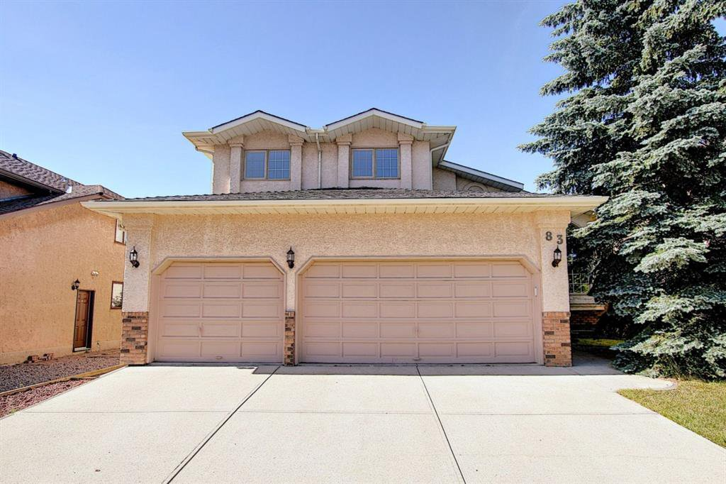 Main Photo: 83 SILVERSTONE Road NW in Calgary: Silver Springs Detached for sale : MLS®# A1022592