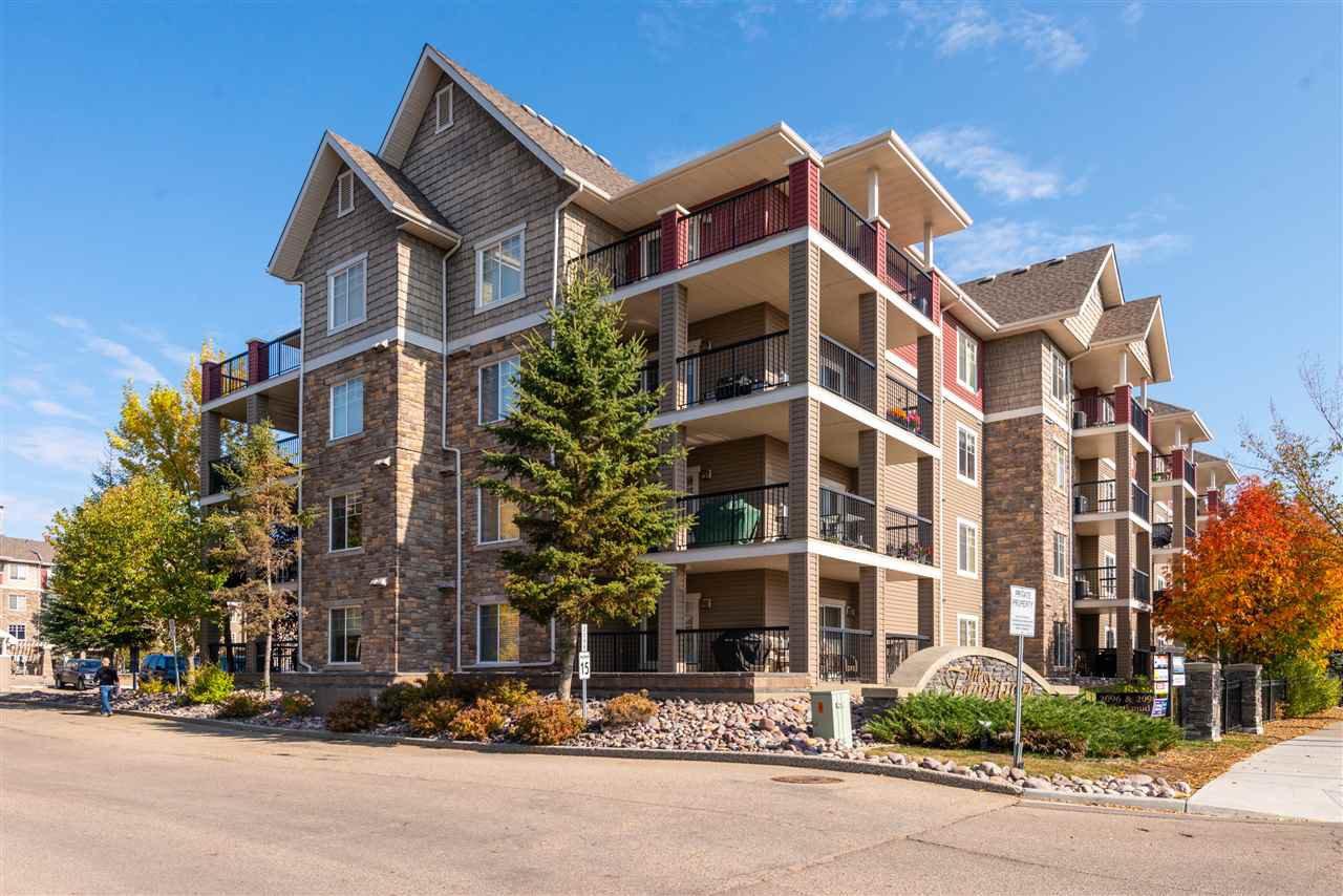 Main Photo: 140 2096 BLACKMUD CREEK Drive in Edmonton: Zone 55 Condo for sale : MLS®# E4216919
