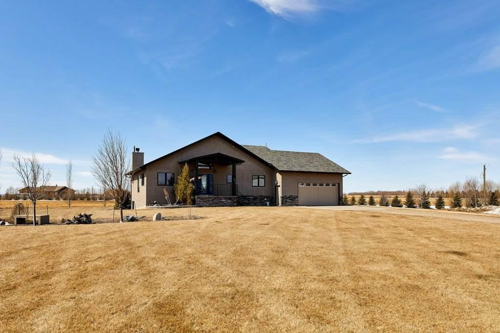 Main Photo: 54511 RGE RD 260: Rural Sturgeon County House for sale : MLS®# E4221059