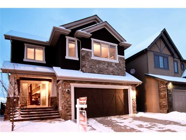 Main Photo: 139 Wentworth Hill SW in CALGARY: West Springs Residential Detached Single Family for sale (Calgary)  : MLS®# C3505021