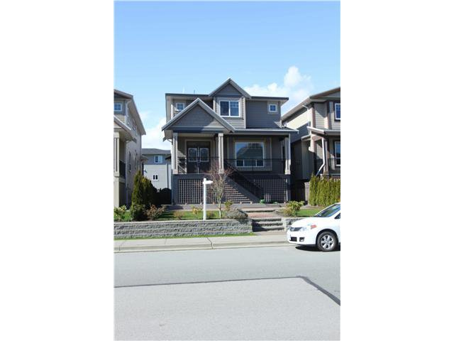 Main Photo: 1347 SALTER Street in New Westminster: Queensborough House for sale : MLS®# V1056825